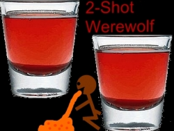 2-shot Werewolf