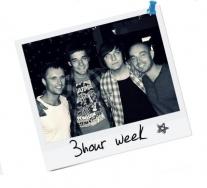 3hour week