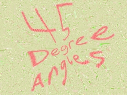 45 Degree Angles