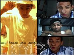 Alex E. Styles