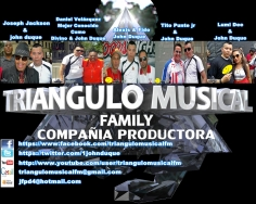 TRIANGULO MUSICAL FAMILY