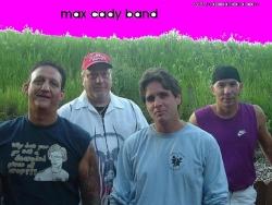 max cady band