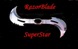 RazorBlade SuperStar