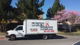 Mikes' Moving