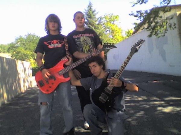 Krossair - Metal / Hard rock / Progressive Band